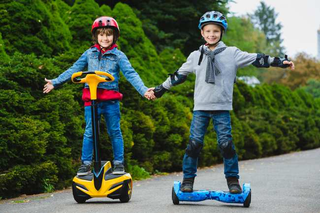 How Old Do You Have to Be to Ride a Hoverboard