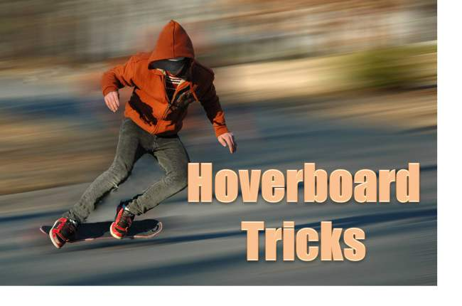 7 Hoverboard Tricks for Advanced Riders