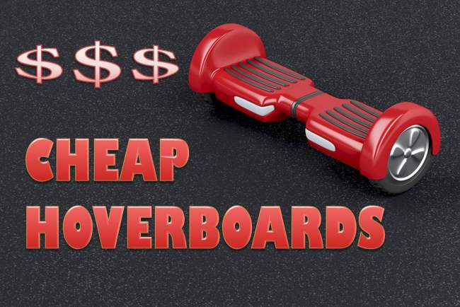 Best Cheap Hoverboards for Sale 2018