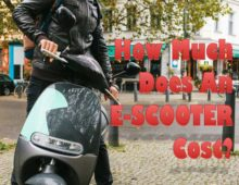 How Much Does an Electric Scooter Cost?