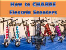 How To Charge An Electric Scooter [The Safe and Proper Way]