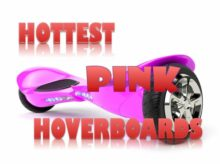 5 Hottest Pink Hoverboards [That are Great Rides too!]