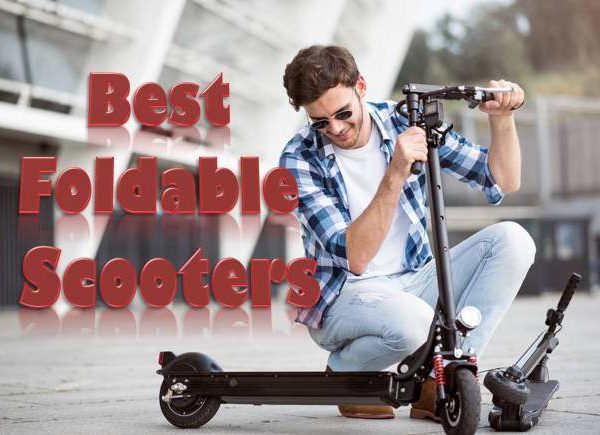 [Top] 7 Best Folding Electric Scooters for Sale 2018