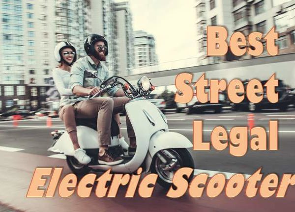 The 6 Best Street Legal Electric Scooters 2018 [UPDATED]