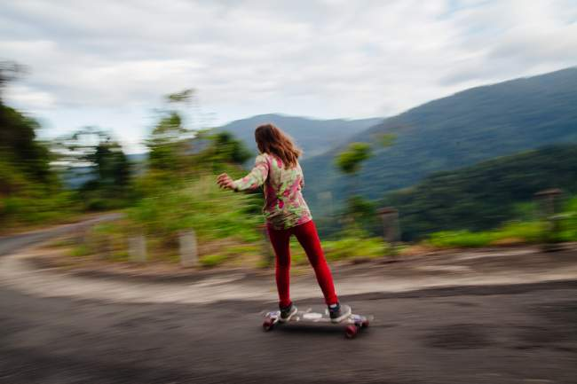 fast off-road skateboards