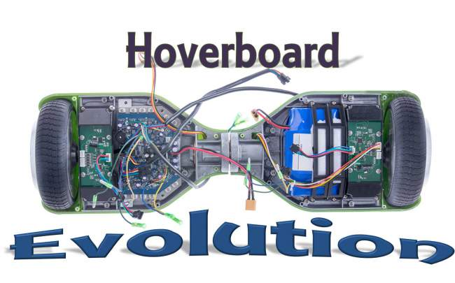 Hoverboard Evolution