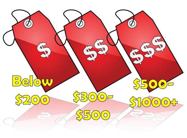 Price Range