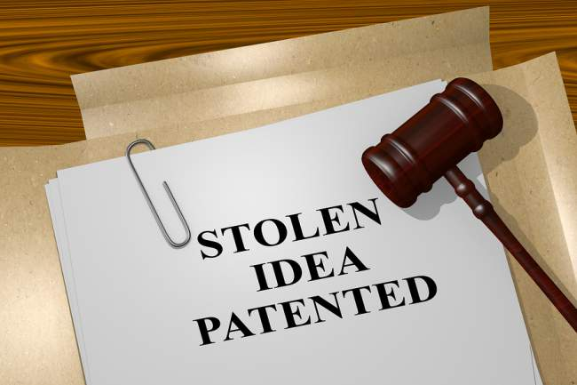 Patent Wars Stolen Idea