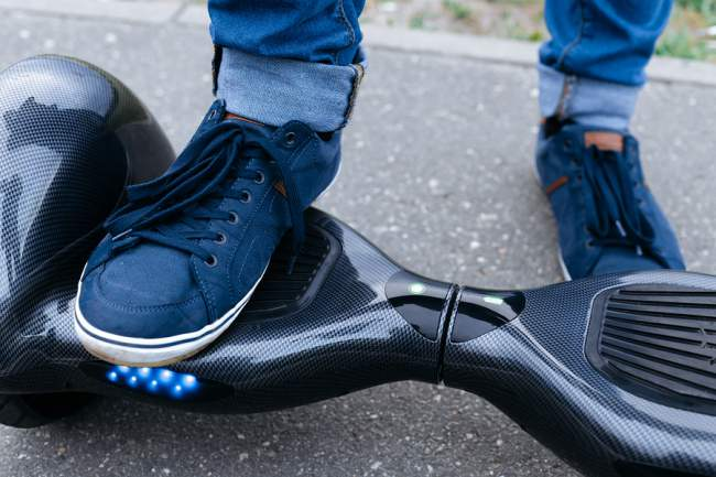 What Determines Hoverboard Pricing