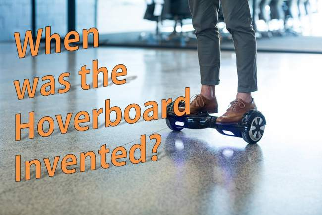 When did Hoverboard Craze Start
