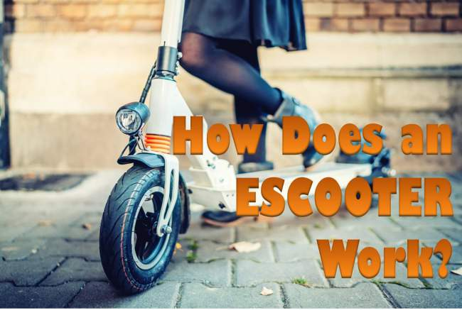 How Does an Electric Scooter Work? (Simply Explained)
