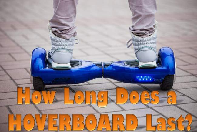 How Long Does a Hoverboard Last? (Battery and Unit)