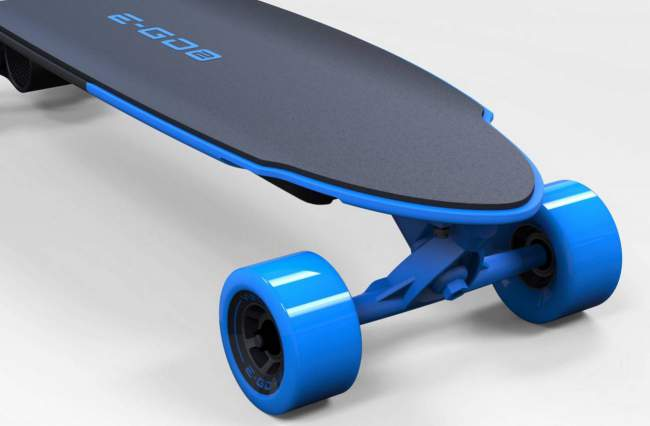 Yuneec E-Go 2 Review [How it Compares to Boosted Boards]