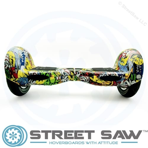 Street Saw 10 inch self balancing scooter