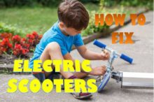 How To Fix An Electric Scooter [Dos and Don´ts!]