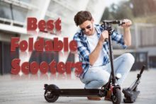 [Top] 7 Best Folding Electric Scooters for Sale 2019