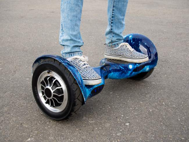 hoverboard customization tips