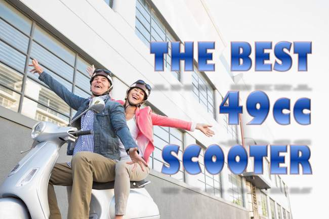 best 49cc scooter