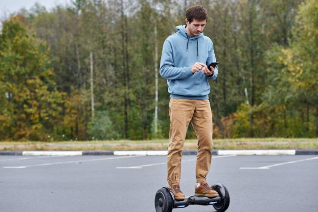 FAQ for hoverboards