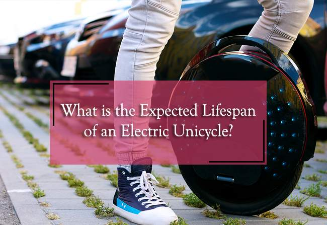 What is the Expected Lifespan of an Electric Unicycle?